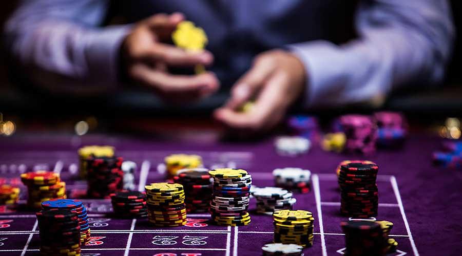 Онлайн казино с депозитом